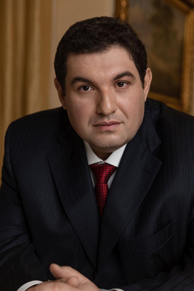 Создатель «Мособлтранс-1» Денис Петрович Кацыв ©Фото из личного архива