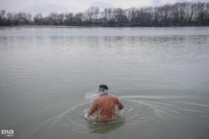 Крещение в Краснодаре ©Елена Синеок, ЮГА.ру