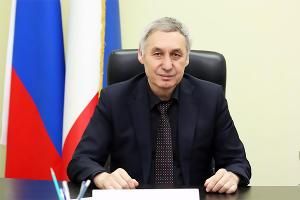 Эдип Гафаров ©Фото пресс-службы администрации Республики Крым