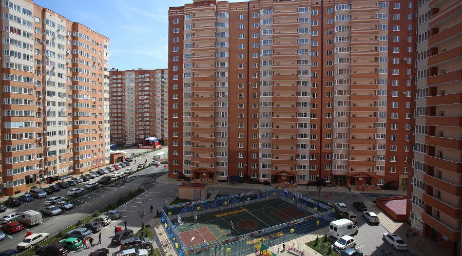 Новый район Краснодара ©Фото застройщика «ЮгСтройИнвест Кубань»