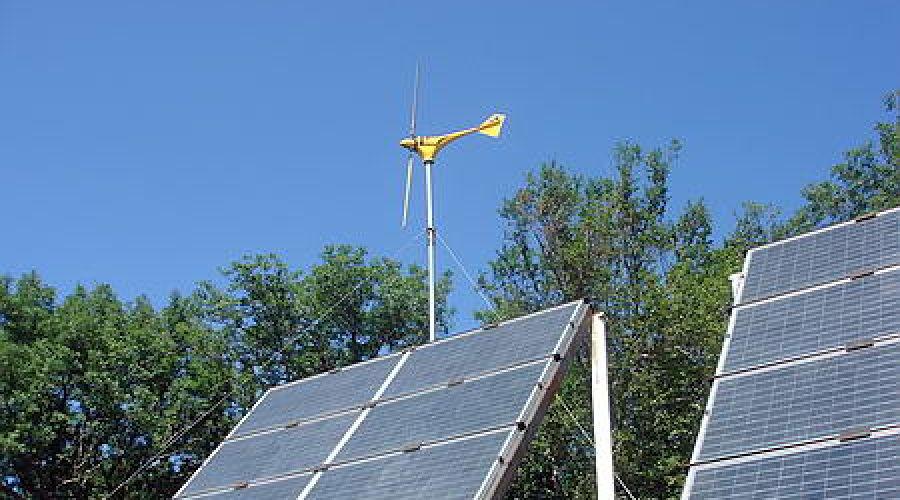 """БС """"Молдовановка"""" - солнечные батареи ©Фото Юга.ру"""
