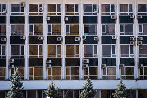 Городская дума Краснодара ©Фото Елены Синеок, Юга.ру