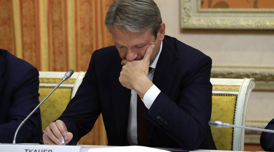 Александр Ткачев ©Фото пресс-службы Кремля