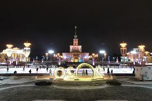 Москва, декабрь 2019 года ©Фото Евгении Кавун