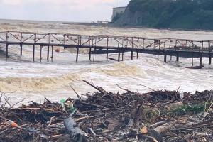 Последствия затопления ©Фото из телеграм-канала Алексея Богодистова