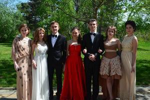 """Студенты РЭУ им. Г.В. Плеханова на """"Екатерининском балу"""" ©Фото Юга.ру"""