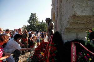 Траурные мероприятия в Крымске 6 июля 2013 года ©Влад Александров, ЮГА.ру
