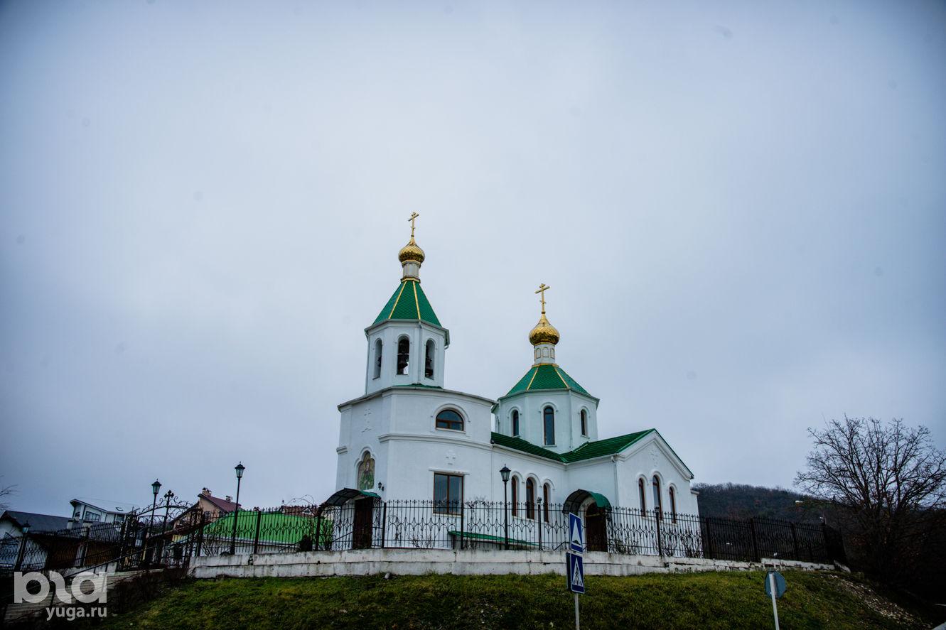 Храм святой Ксении Петербургской ©Фото Евгения Мельченко, Юга.ру