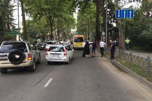 ©Фото отделения по пропаганде безопасности дорожного движения ОГИБДД УВД по Сочи.