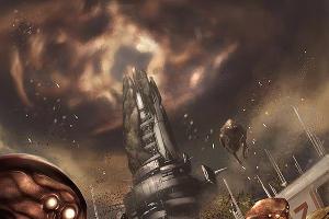 Mass Effect 2, раса Коллекционеров ©Хлыстова Анна