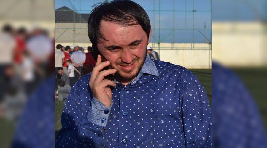 Махи Идрисов ©Фото с сайта kopomko.ru