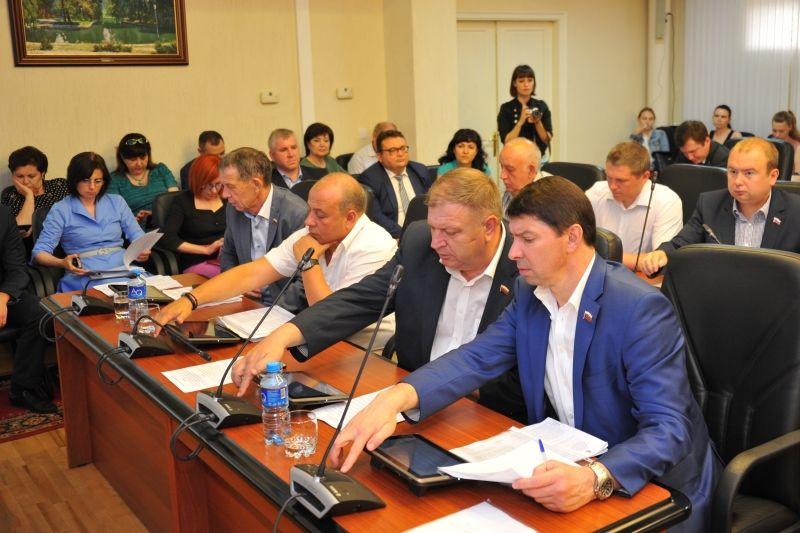 Вновом созыве городской Думы Краснодара количество депутатов сократят начетверть