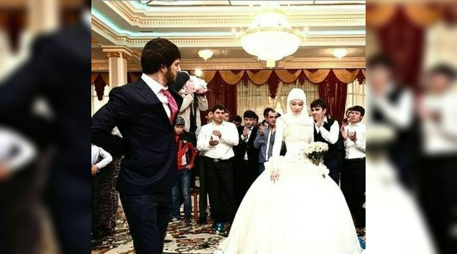 Чеченская свадьба ©Фото www.syl.ru