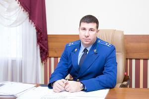 Дмитрий Тимошенко ©Фото газеты «Прибой», gelpriboy.ru