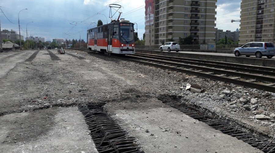 ВКраснодаре на100% перекроют движение наСадовом мосту