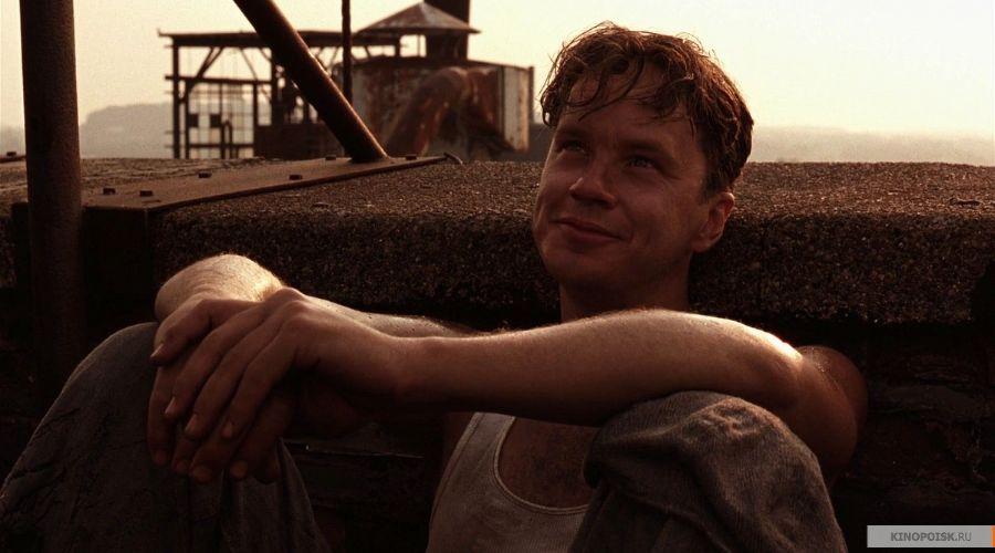 Кадр из фильма «Побег из Шоушенка», реж. Фрэнк Дарабонт, 1994 год ©Фото с сайта kinopoisk.ru