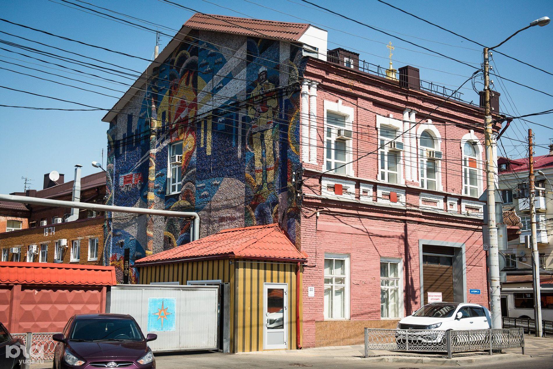 Центр Краснодара ©Фото Елены Синеок, Юга.ру