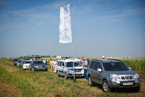День поля в Адыгее ©Елена Синеок, ЮГА.ру