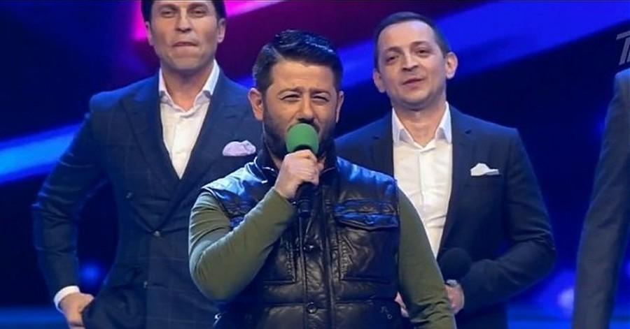 Михаил Галустян ©Скриншот из видео