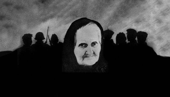 Война отняла девятерых сыновей. История матери-героини ЕпистинииСтепановой