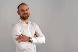 Артем Савостин ©Фото предоставлено пресс-службой департамента инвестиций и развития малого и среднего предпринимательства Краснодарского края