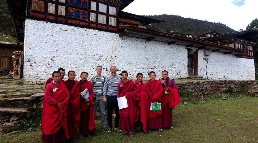 Экспедиция Максима Богатырева в Бутан ©Фото Юга.ру