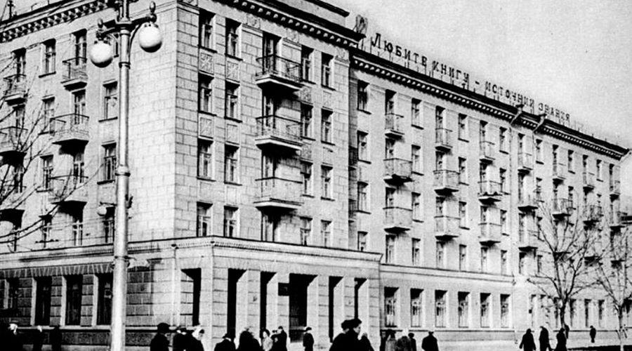 "Гостиница ""Центральная"" ©Фото Юга.ру"