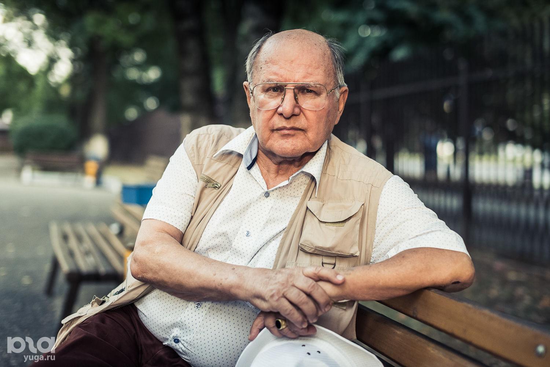 Владимир Рунов ©Фото Елены Синеок, Юга.ру