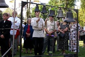 Открытие памятника Екатерине II в Краснодаре ©Фото Юга.ру