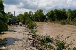 Наводнение в Крымске. 7 июля ©Фото Владимира Котельникова