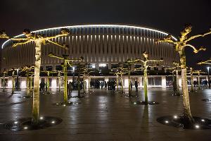Матч «Краснодар» — «Севилья», Краснодар, 25 ноября 2020 года ©Фото Елены Синеок, Юга.ру
