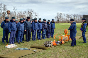 Поисково-спасательные учения парашютисты в Южном военном округе ©Антон Гарник, ЮГА.ру