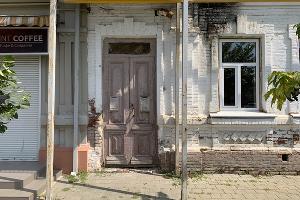 Общий вид двери ©Фото предоставлено фондом сохранения исторической среды «Внимание»