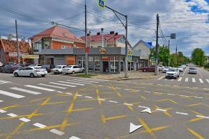 Улица Бабушкина ©Панорама с сайта «Яндекс.Карты», https://yandex.ru/maps