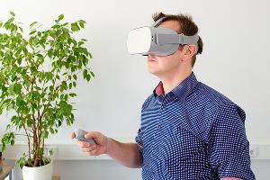 Шлем виртуальной реальности ©Фото с сайта don24.ru