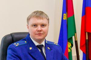 Павел Андреев ©Фото пресс-службы прокуратуры Каневского района