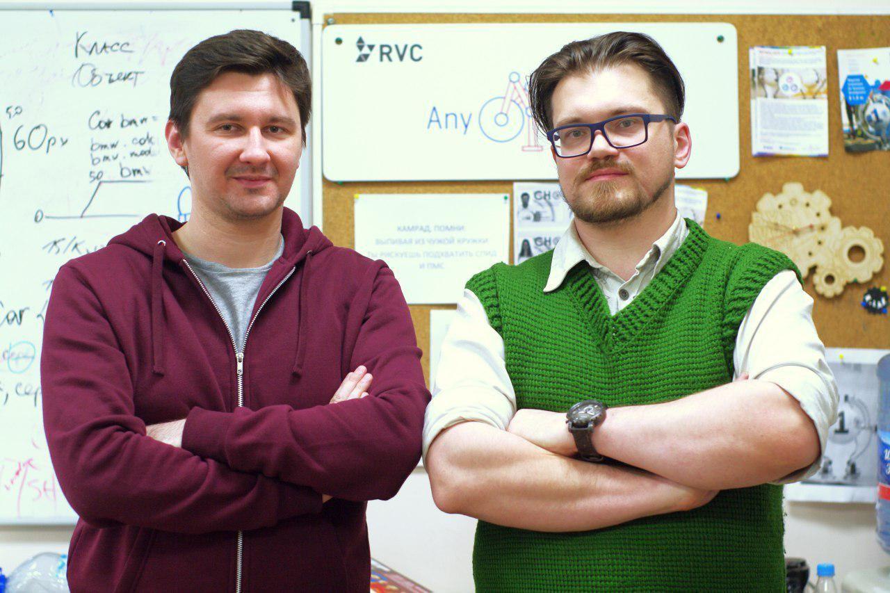 Семен Сеченев и Игорь Рядчиков