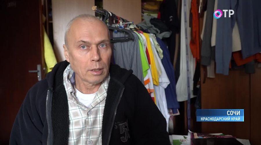 Андрей Мартынов ©Кадр из видео канала «ОТР» на youtube.com, youtube.com/OTVRussia