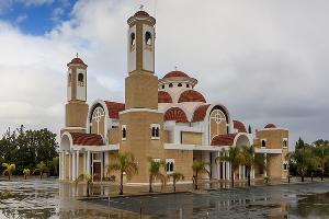 Церковь св. Георгия, Ларнака, Кипр ©Фото Александра Савина, commons.wikimedia.org