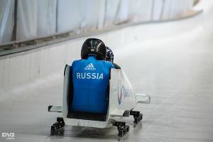 Кубок России по бобслею в Сочи ©Нина Зотина, ЮГА.ру