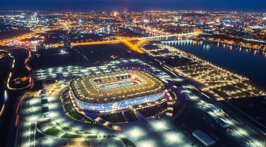 Стадион «Ростов-Арена» ©Фото с сайта rostov-gorod.ru