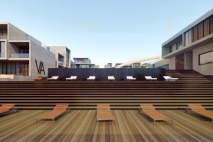 Проект VA Hotel в Веселовке ©Изображение предоставлено Александром Леоновым и Светланой Васильевой