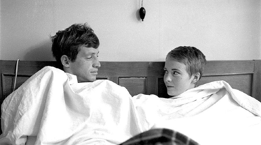 Кадр из фильма «На последнем дыхании», реж. Жан-Люк Годар, 1960 год ©Фото с сайта kinopoisk.ru