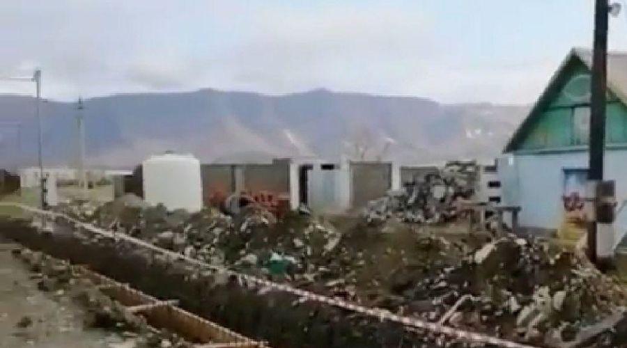 ©Скриншот видео из инстаграма мэра Геленджика Алексея Богодистова, instagram.com/alexeybogodistov/