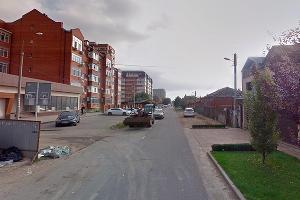 Улица КИМ ©Скриншот панорамы карт Google