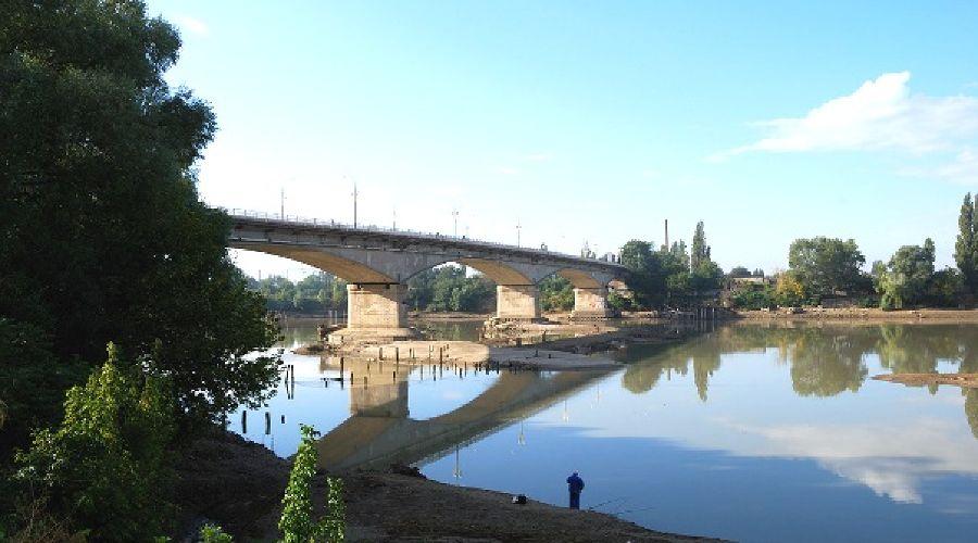 Яблоновский мост ©www.yablonovskiy.ru