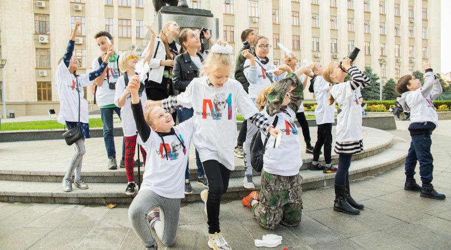 Фотокросс Поколение М ©Фото пресс-службы МТС