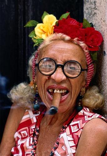 фото старые бабульки