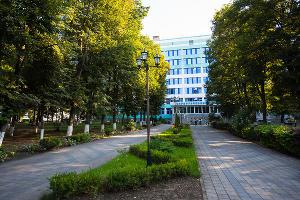 Детская краевая клиническая больница ©Фото Елены Синеок, Юга.ру