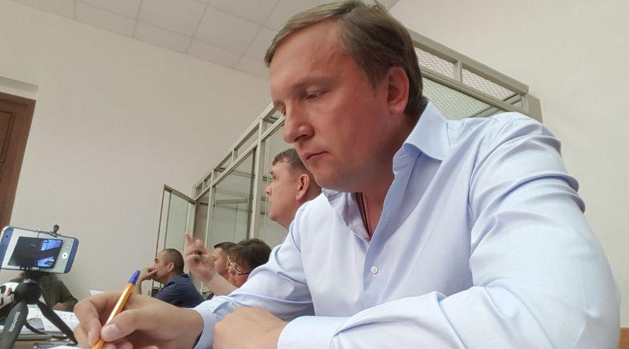Дмитрий Новиков ©Фото из паблика «Судья Дмитрий Новиков» во «ВКонтакте», vk.com/sudnovikov